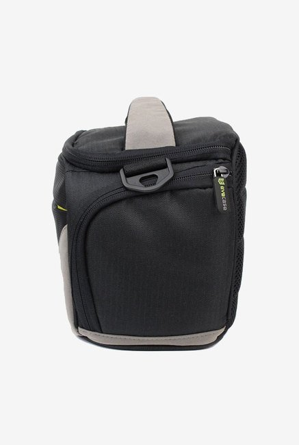 Evecase Camera Travel Case With Strap For Olympus (Black)