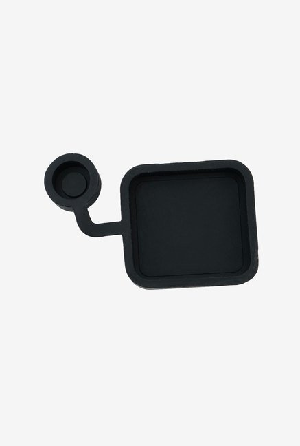 Wiseup Silicone Lens Cover Cap (Black)