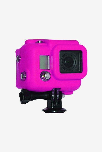 XSories Silicone Cover for Gopro Hero 3 (Pink)