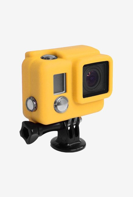 XSories Silicone Cover for Gopro Hero 3 (Yellow)