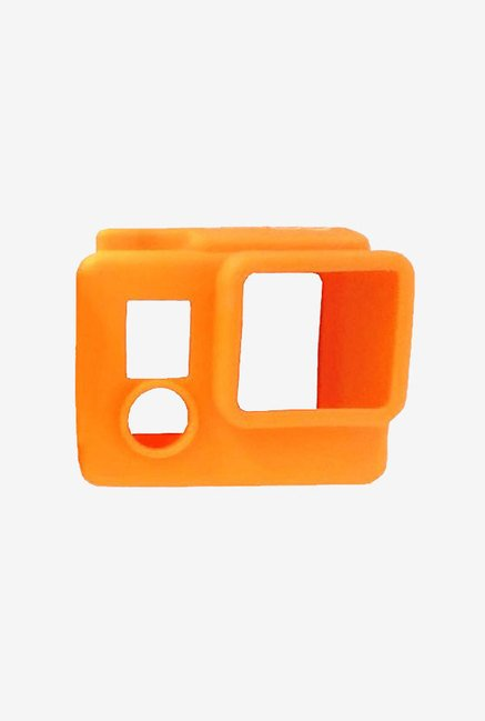 GOcase Silicone Sleeve for Gopro Hero4 Housing (Orange)