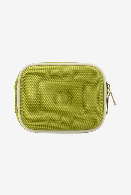 eBigValue Nylon Mini Hard Shell for Canon Cameras (Green)