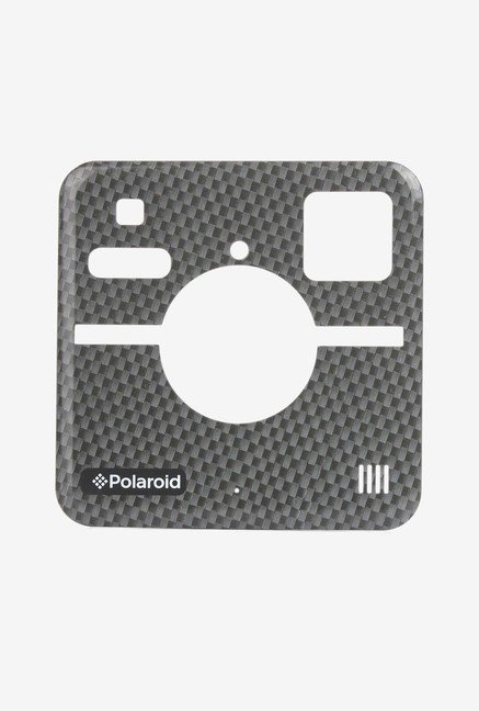 Polaroid POLSMFPCLC Front Plate (Glossy Carbon)