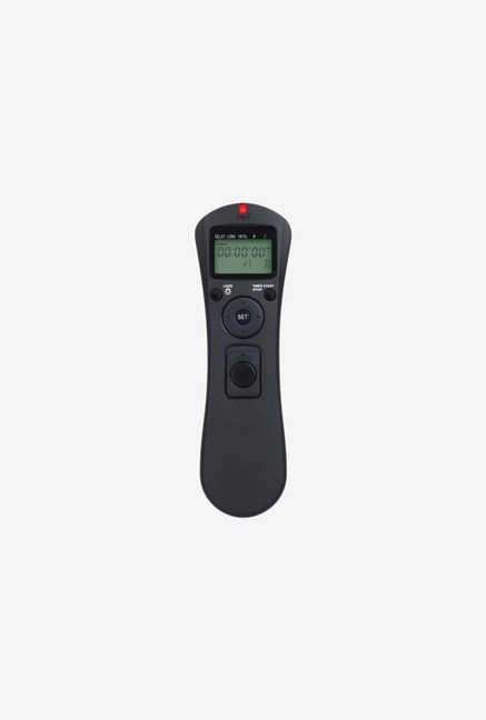 Polaroid PL-RTWC Camera Shutter Remote Timer (Black)