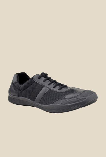 645db9c6351 Buy FeetScience Champion Black Sneakers For Men Online At Tata CLiQ