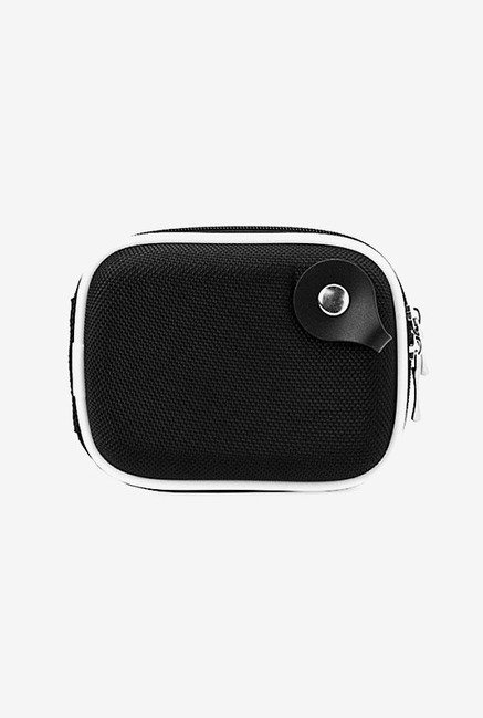 eBigValue Mini Hard Shell Compact Carrying Case (Black)