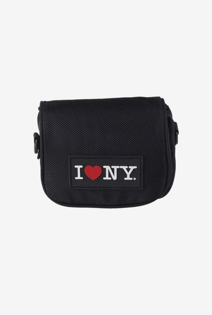 I Love NY ILNDCS100K Digital Camera Case (Black)