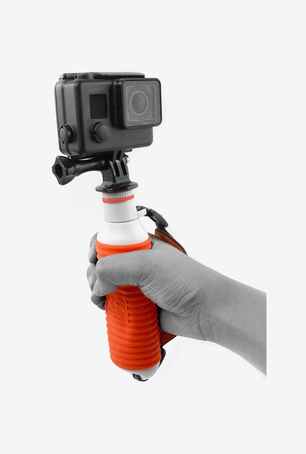 XSories U-Float Waterproof Gopro Pole (Orange)
