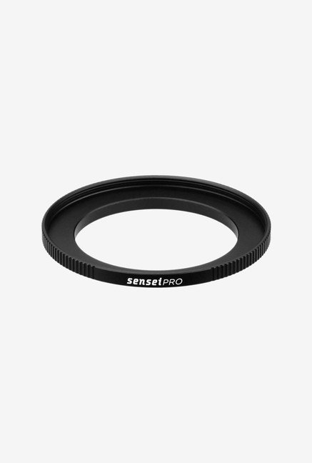 Sensie Pro SURPA4658 46-58mm Aluminium Step-Up Ring (Black)