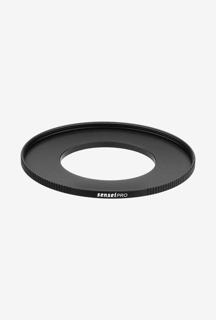 Sensie Pro SURPA4982 49-82mm Aluminium Step-Up Ring (Black)