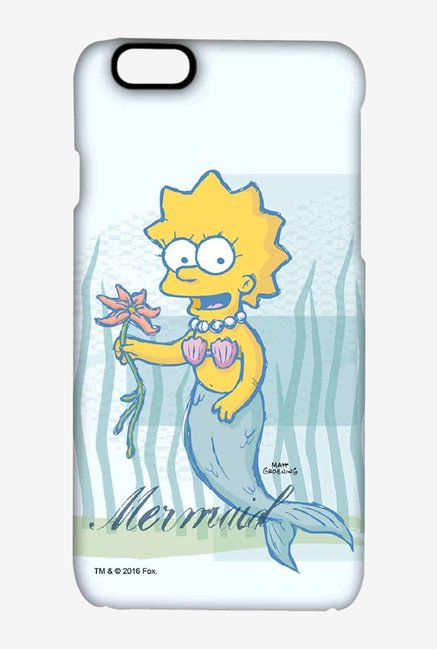 Simpsons Mermaid Case for iPhone 6s
