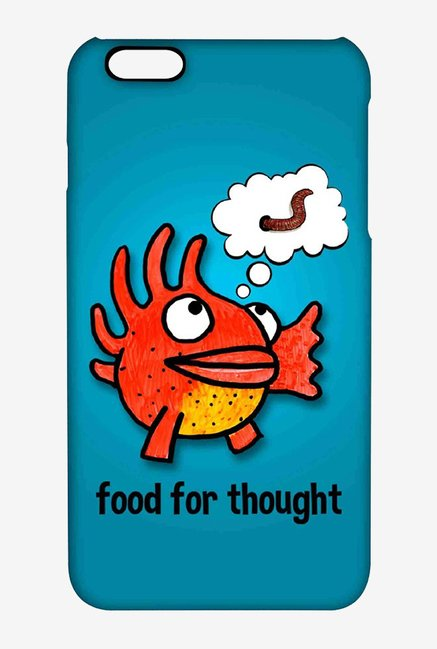 Kritzels Food For Thought Case for iPhone 6s Plus