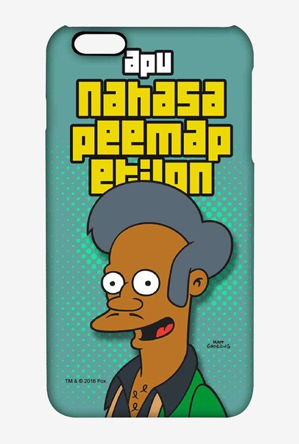 Simpsons Apu Case for iPhone 6s Plus