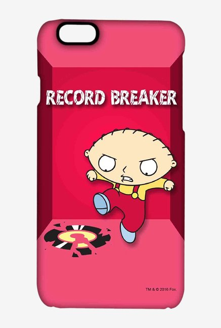 Family Guy Record Breaker Case for iPhone 6s