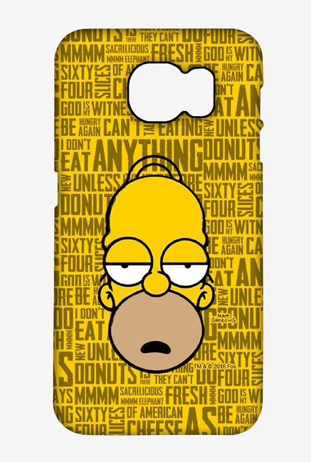 Simpsons Homer Says Case for Samsung Note 5