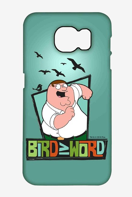 Family Guy Bird Word Case for Samsung S6