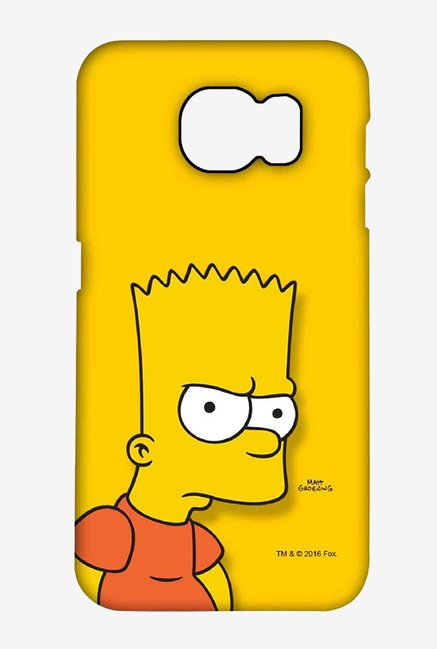 Bart Simpson Case for Samsung S6