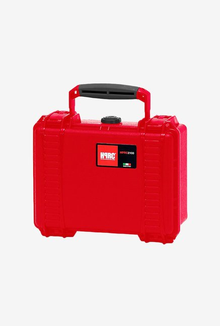 HPRC 2100F Hard Case with Cubed Foam (Red)