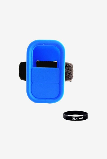 Eggsnow Remote Protection Silicone Case (Blue/Black)