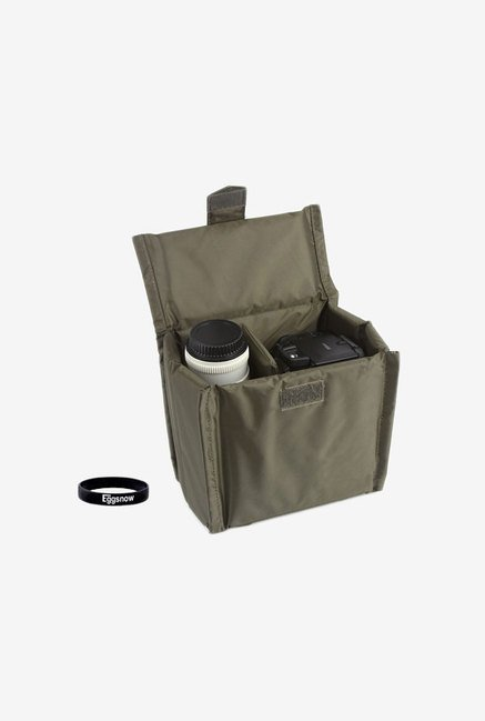 Eggsnow Universal Camera Liner Insert Protective Bag (Green)
