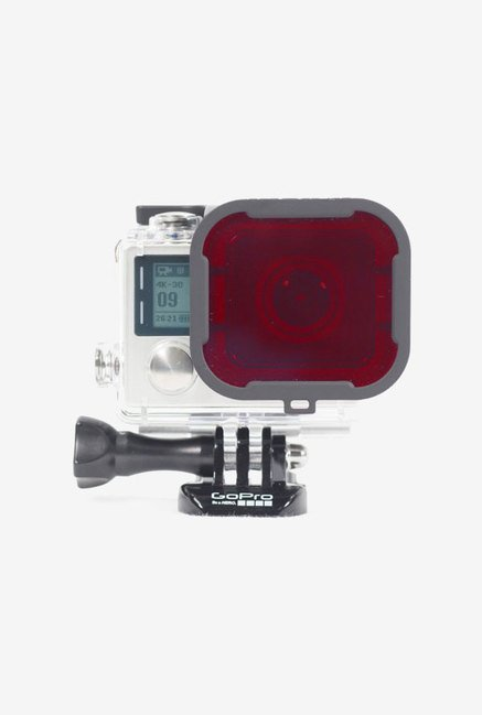 Polar Pro Filters Go Pro Hero3 Filter Aqua3 Accessory (Red)