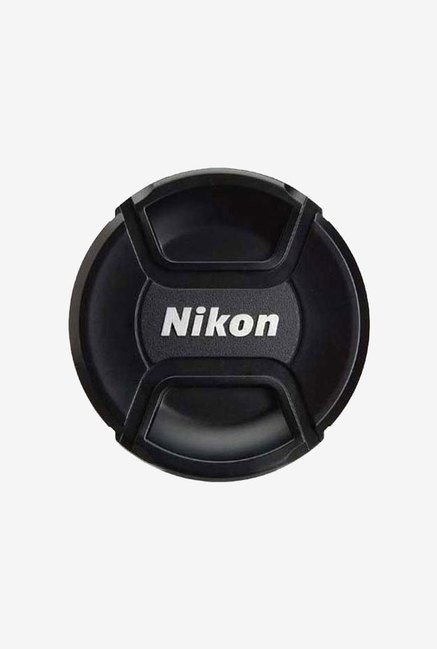 Play X Store 72mm Lens Cap (Black)
