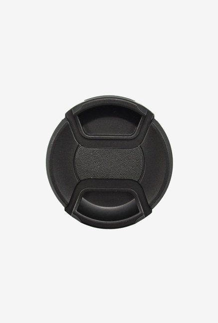 Play X Store 52mm Lens Cap (Black)