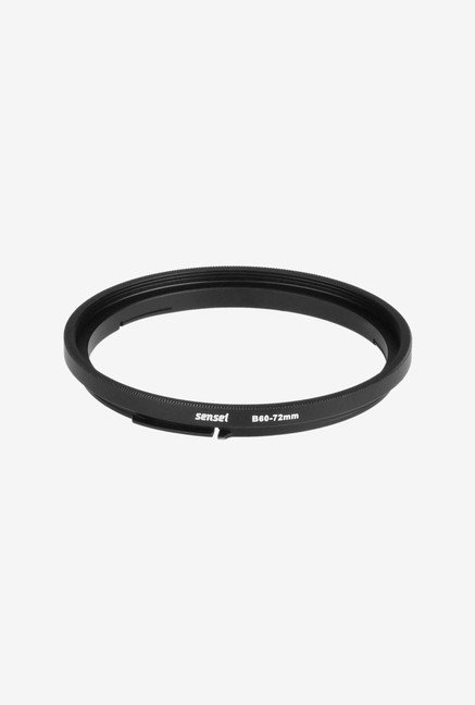 Sensei Bay SURB6072 60-72mm Aluminium Step-Up Ring (Black)