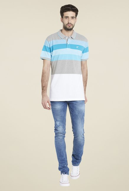 Globus Multicolor Chic Striped T Shirt