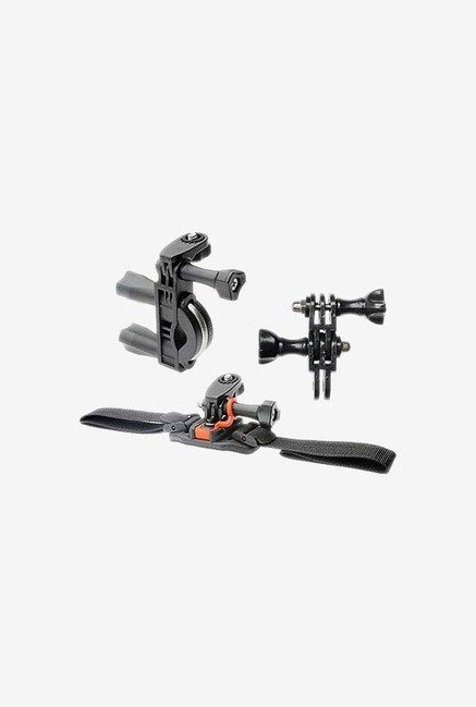 Vivitar Action Pro Series All-In-1 Bike Kit (Silver)