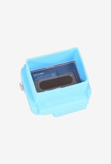 Mochalight Protective Hooded Silicon Cover Case (Blue)