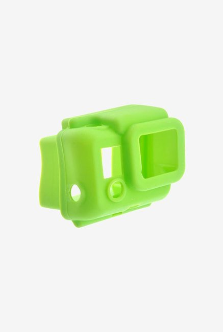 Mochalight Protective Hooded Silicon Cover Case (Green)