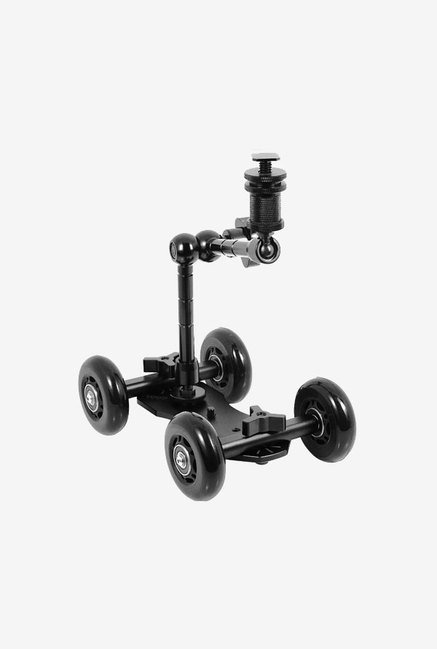 Generic Mactrem Tabletop Skater Dolly Car Wheel Camera Truck