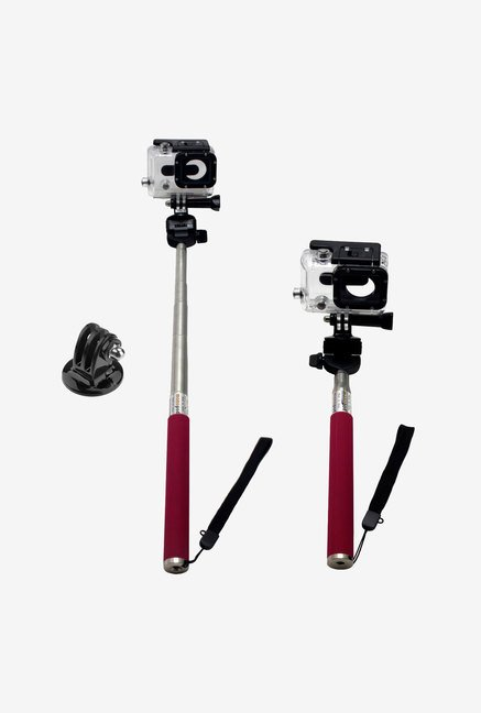 Mochalight St-55 Telescopic Handheld Adapter (Red)