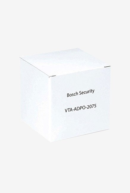 Bosch VTA-ADPO-2075 Security Video Mounting Adapter