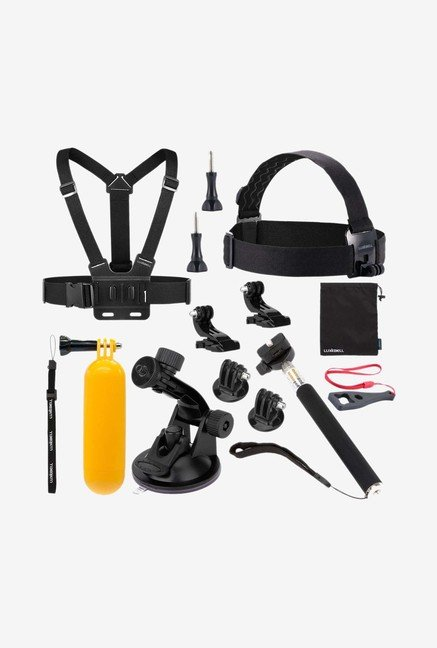 Luxebell GP0013 8-In-1 Accessories Kit (Black)