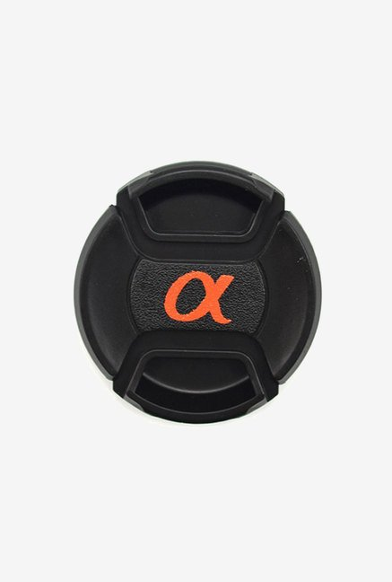 Play X Store 52 mm Inner-Pinch Lens Cap (Black)