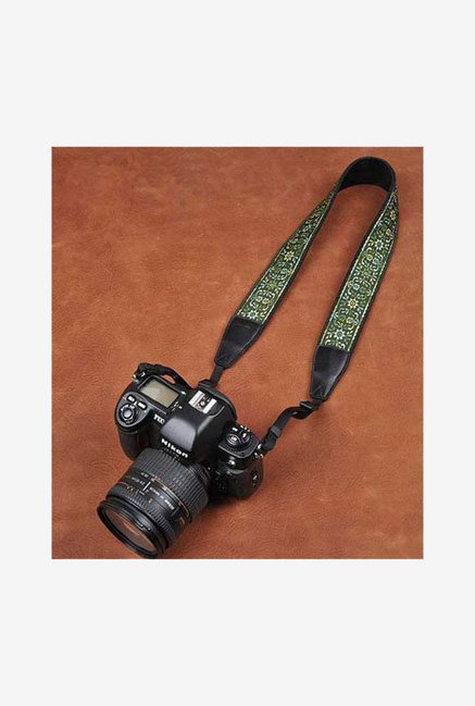 Cowboy Studio Bein Fashion Dslr Camera Belt Strap (Black)