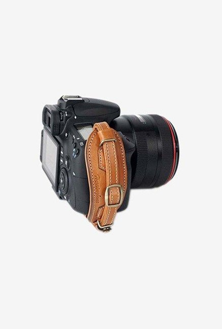 Herringbone HB-HGH1-CB Camera Hand Strap (Camel Brown)