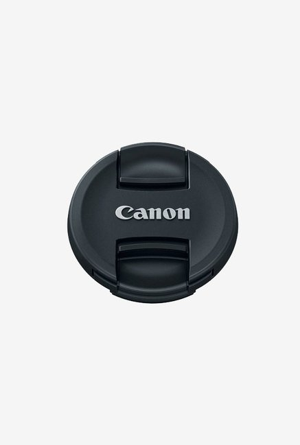 Play X Store 55mm Lens Cap (Black)