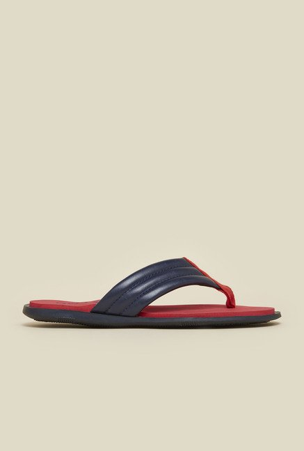 Gen X by Mochi Blue Thong Sandals