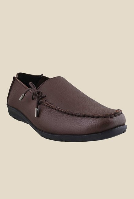 Mochi Brown Casual Shoes