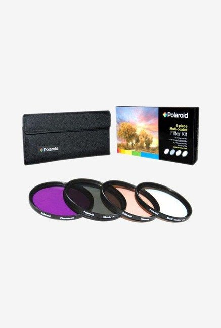 Polaroid PL-4FIL-67 67mm 4 Piece Filter Set