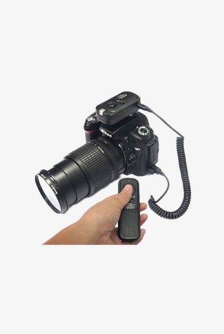 Pixel Pro Digital & Film Camera Remote Control (Black)