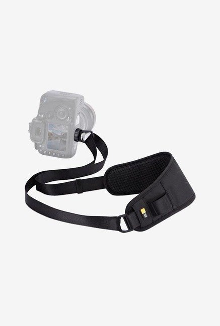 Case Logic DCS-101 Cross-body Camera Strap (Black)