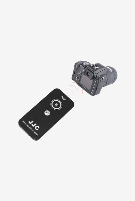 JJC RM-E7 Wireless Remote Control (Black)