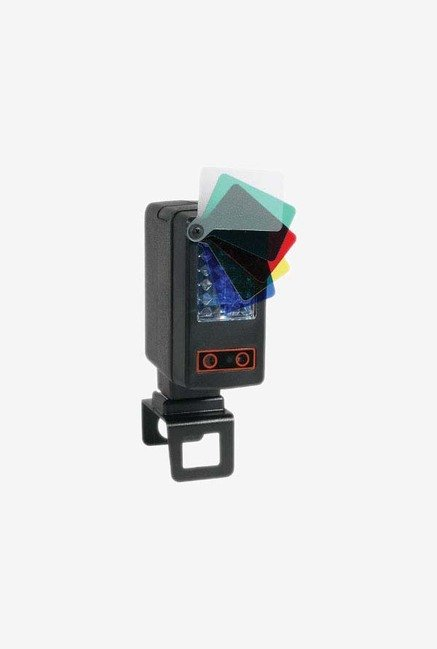 Holga 289120 160S/Mb-120 Flash with Slave Bracket (Black)