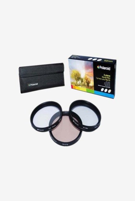 Polaroid PL-FIL3FX55 55mm 3 Piece Special Effect Filter Kit