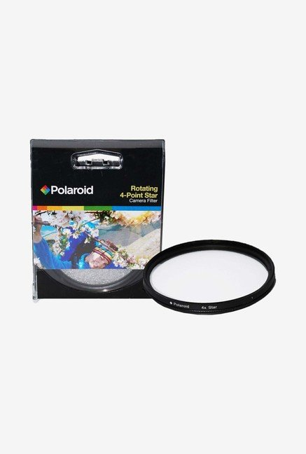 Polaroid PL-FILST446 46mm Rotating 4 Point Star Filter