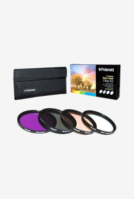 Polaroid PL-4FIL-119 4 Piece Filter Set